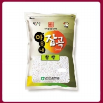 [아우내농협/산지직송] 2018년 국산 찹쌀 1kg