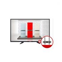 위니아 32인치 HD LED TV_ WV32AH3000 (벽걸이형/브라켓포함/기사설치)