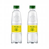 씨그램 레몬 350ml x 24PET