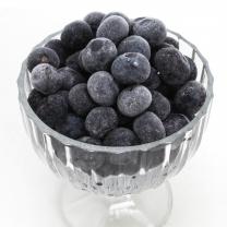 [산지직송] 충남 천안 정태충님의 유기농 블루베리 1kg(500gx2팩)