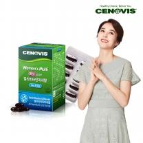 [세노비스] 여성을 위한 멀티비타민미네랄 / 60캡슐 60일분