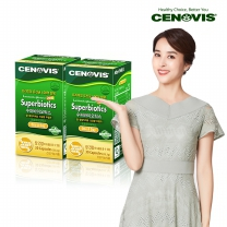 [세노비스] 수퍼바이오틱스 60캡슐 2팩세트
