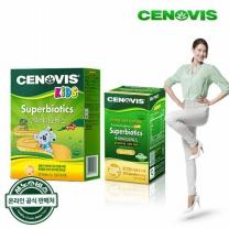 [세노비스] 수퍼바이오틱스 30캡슐+키즈 수퍼바이오틱스 30포