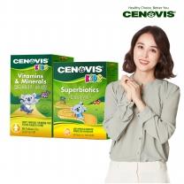 [세노비스]키즈수퍼바이오틱스+키즈멀티비타민미네랄