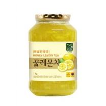 [녹차원]꿀레몬차 1KG