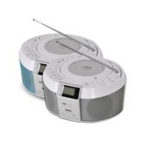 [하이마트] 카세트 PD-7600 [색상:블루/DVD 플레이어 / 음성출력 6W / 학습 기능]