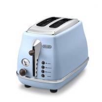 [하이마트] 토스터 CTOV2003.AZ (하늘색) [800W / 분리식 부스러기 받침대]