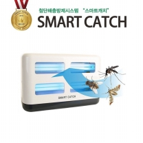 이노테크_ 스마트 캐치 유인포충기 + 전용 끈끈이(10세트)