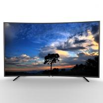 TCL 138cm 커브드 UHD LED TV  LED55H8800 (벽걸이형)