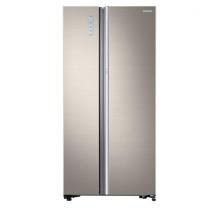 [하이마트] 푸드쇼케이스 양문형 냉장고 RH83K93507P [824 L/맞춤형 수납공간]