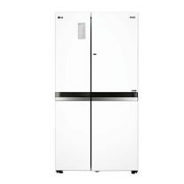DIOS 양문형 냉장고 S838W30 [830L/매직스페이스/무빙바스켓/높이조절가능 5칸수납]