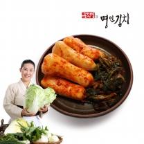 [식품명인 유정임] 명인 총각김치 3kg