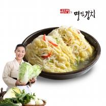 [식품명인 유정임] 명인 백김치 3kg