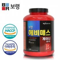 [보령] 헤비매스 게이너 4kg [딸기맛]