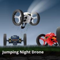 [하이마트] 패롯 미니드론 점핑 나이트 마쉘(레드) JUMPINGN-MARSHALL [4GB 내장 메모리 탑재]