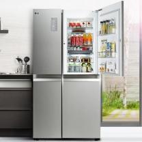 DIOS 양문형냉장고 S835SS32 (830L)