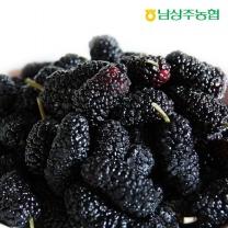 [우리들愛]남상주농협 영양가득 블랙푸드 냉동오디 1Kg x 4팩