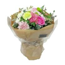 러브레터 꽃다발