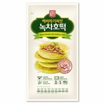 [한성기업] 해바라기씨앗 녹차호떡 400g