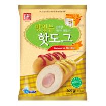 [한성기업] 맛있는핫도그 500g