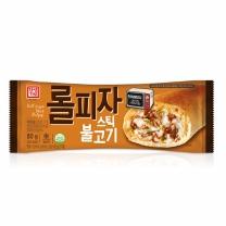[한성기업] 롤피자스틱 불고기 80g