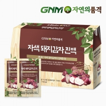 GNM자연의품격 자색 돼지감자 진액 1박스(30포)