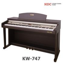 영창 디지털피아노 KW-747(KW747)