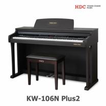 최신형 영창 디지털피아노 KW-106N Plus2