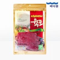 너비아니쇠고기우육포 900g / 육포 / 우육포