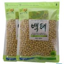 [농협양곡/산지직송] 2018년 백태(콩) 500g