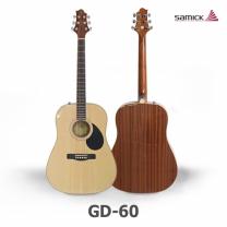 삼익 기타 GD-60/통기타/어쿠스틱기타