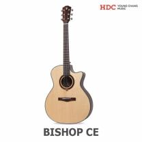 영창 피닉스 어쿠스틱기타 BISHOP-CE (탑백솔리드/EQ기타)