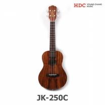 영창 콘서트형 우쿨렐레 JK-250C (JK250C/풀옵션구성)