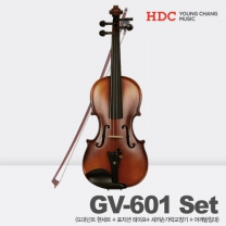 영창 알버트웨버 바이올린 GV-601SET(도미넌트현)