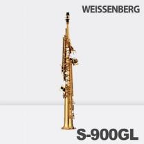 바이젠버그 소프라노 색소폰 S-900GL