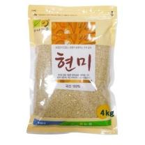 [농협양곡/산지직송] 2017년 현미 4kg