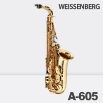바이젠버그 알토 색소폰A-605 Limited Addition