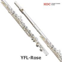 영창 플룻 YFL-Rose