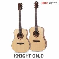 영창 피닉스 어쿠스틱기타 KNIGHT (D,OM바디선택/탑솔리드/국내제작)