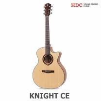 영창 피닉스 어쿠스틱기타 KNIGHT-CE (탑솔리드/EQ기타/국내제작)