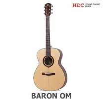 영창 피닉스 어쿠스틱기타 BARON-OM (탑솔리드/OM바디/국내제작)