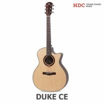 영창 피닉스 어쿠스틱기타 DUKE-CE (순수국내제작모델/탑솔리드/EQ장착)