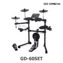 두드림 전자드럼 GD-60