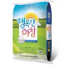 [세종시농협/산지직송] 행복한아침쌀 20kg