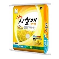 [사천농협/산지직송] 2017년 시월애햇쌀 20kg