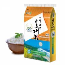 [고성군농협/산지직송] 2017년 고성속초오대미 쌀 10kg(품종: 오대)