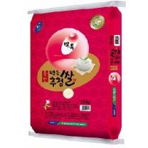 [용인시농협/산지직송] 2017년 백옥추청쌀 20kg