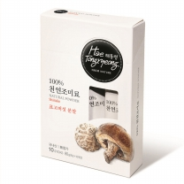 해통령 표고버섯 분말 (4g*10ea)