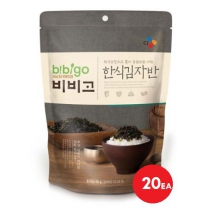 [CJ직배송] 토종김_한식김자반50G 1BOX(20개입)