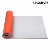 UP&SHAPE 업앤쉐이프 PVC 6mm 양면 요가매트